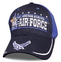 Licensed Air Force Ball Cap [Eagle Horizon]